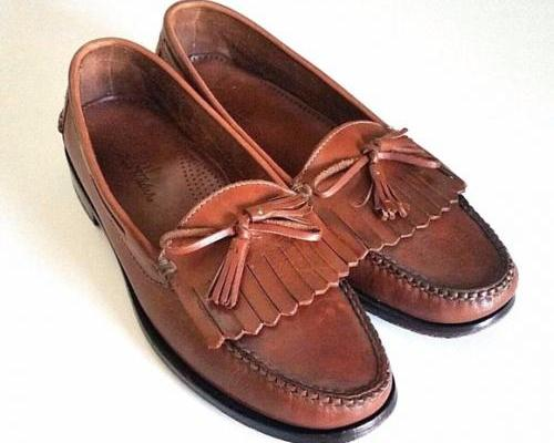 کالج قایقی (Kilted Loafer)